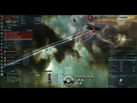 Low Sec Ratting Carrier Kill