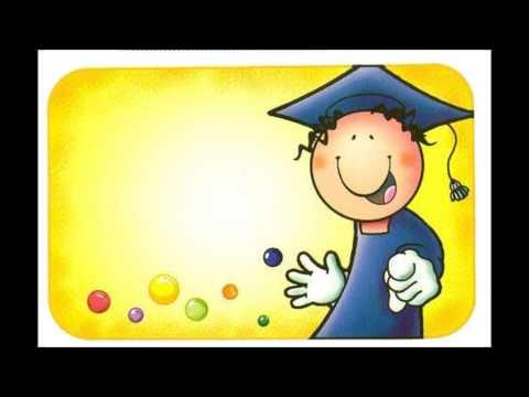cancion de graduación de preescolar