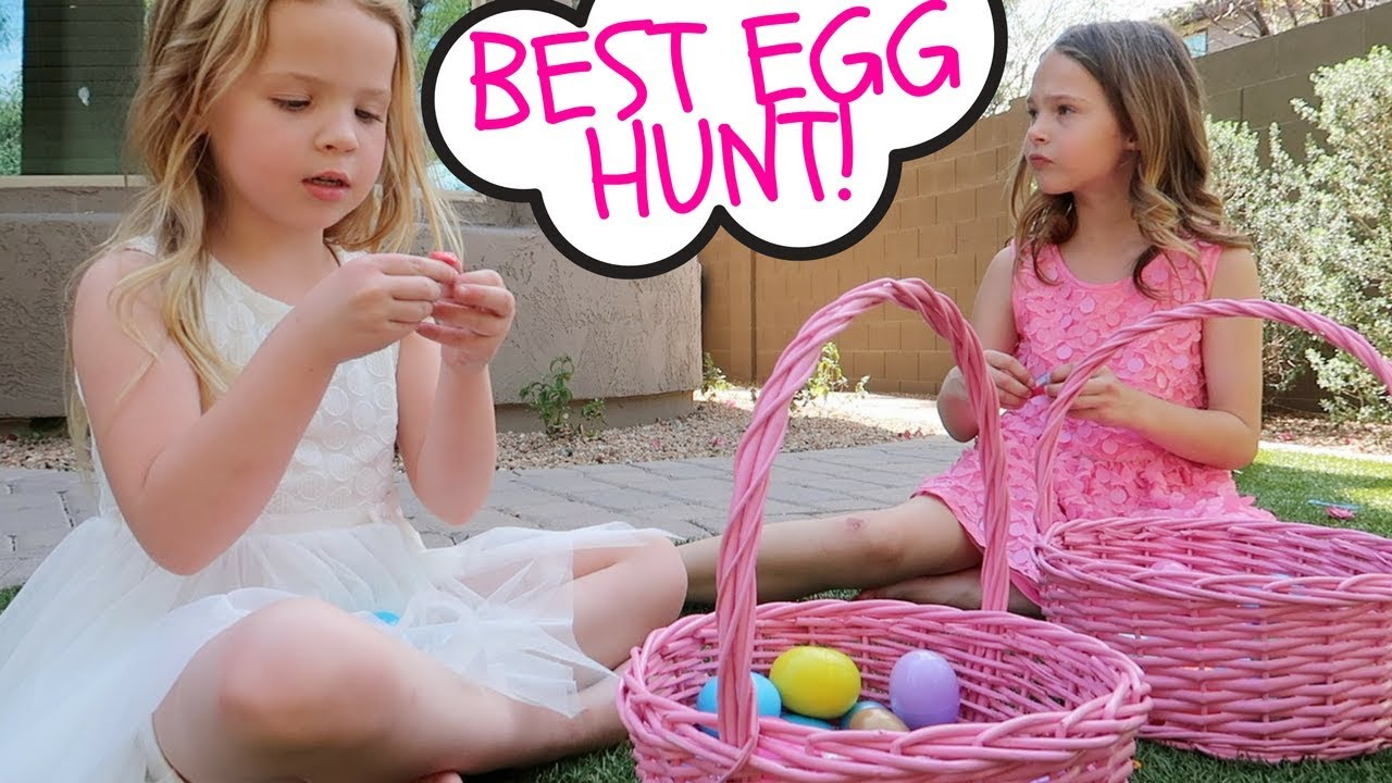 Download Egg Hunt   Morning Routine   Easter Fun !!!