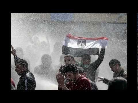 Egyptian Youth Revolution. Goldfinger - Get up thumbnail