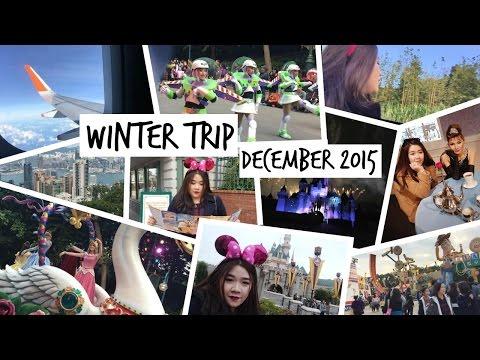 WINTER TRIP 2015 ( Shenzhen & Hongkong )