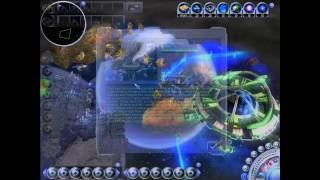 Space Force Captains PC 2007 Gameplay