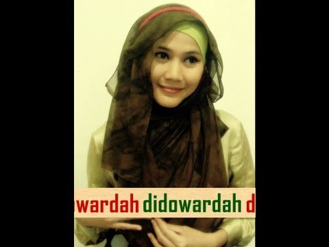 Tutorial Hijab Paris Double By Didowardah Part 8 | Watch Stream Online ...