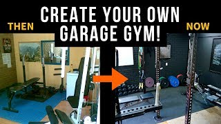 كيفية إنشاء المرآب الخاص بك الصالة الرياضية