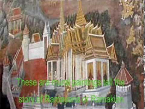 Amazing Thailand-Wat Pra Kaew Temple Of The Emerald Buddha.mpg
