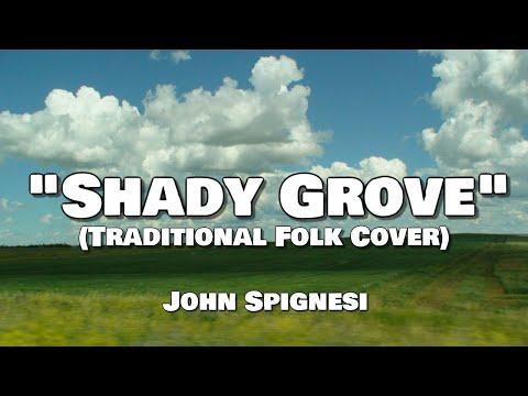 "John Spignesi - ""Shady Grove"" (Traditional Cover)"