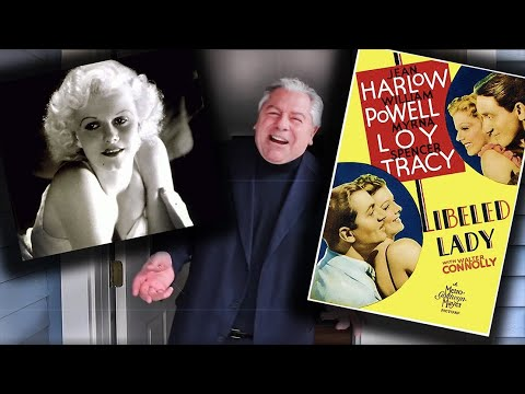 STEVE HAYES: Tired Old Queen at the Movies - LIBELED LADY