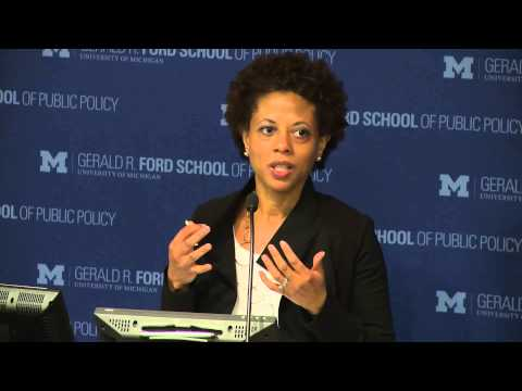 .@fordschool - Melody Barnes: Creating opportunity for America's youth
