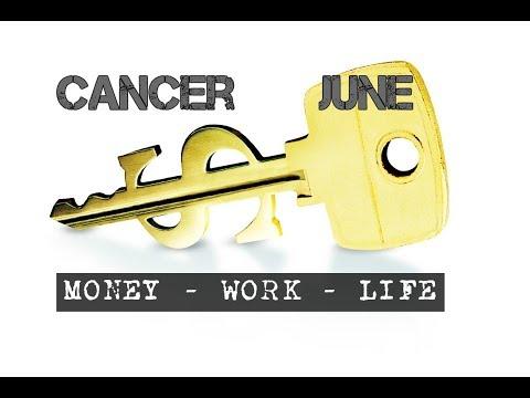 CANCER JUNE 2018 MONEY-WORK-LIFE In-depth Tarot