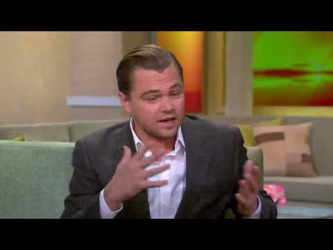 Leonardo DiCaprio Is On 'Shutter Island'