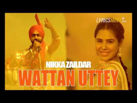 Wattan Utte song lyrics