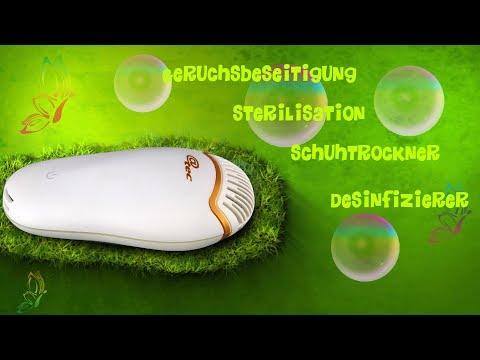Was Hilft Gegen Stinkende Schuhe Ozon Schuh Desinfizierer
