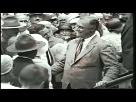 The Election of Herbert Hoover and Franklin D Roosevelt FDR Elected