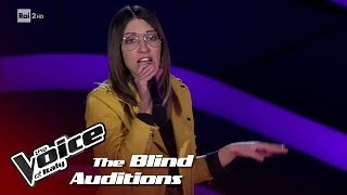 "Asja Cresci ""Bang Bang"" - Blind Auditions #4 - The Voice of Italy 2018"