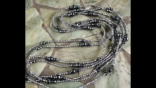 Hematite Heaven Necklace