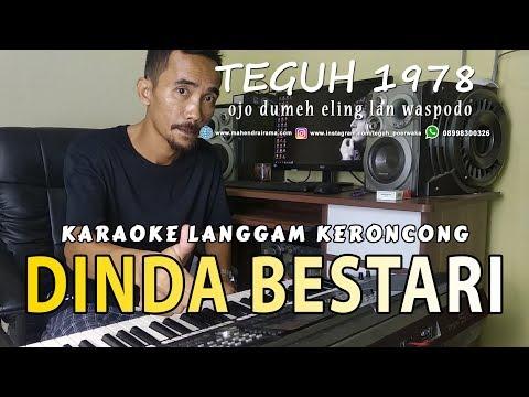 Free Download Karaoke Langgam Keroncong Dinda Bestari Mp3 dan Mp4
