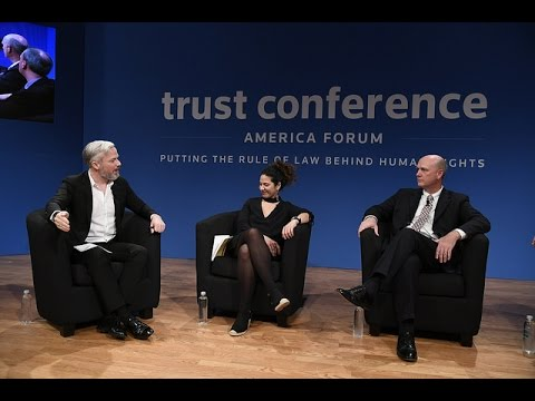 Trust Conference America Forum - Cleaning Supply Chains from Forced Labour