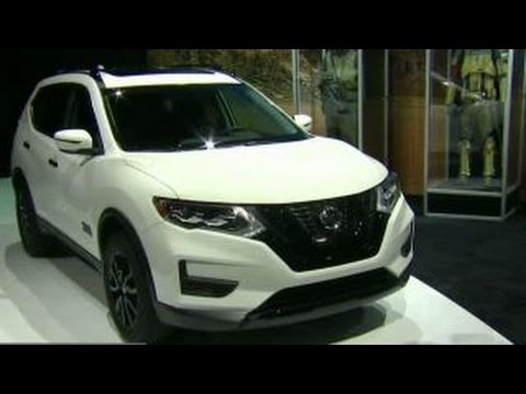 Nissan Goes Rogue with limited edition crossover