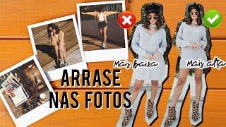 MELHORES POSES PARA FOTOS | 5 Poses fáceis para o instagram