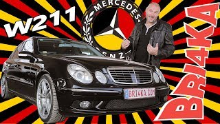 Mercedes - Benz E-Class  (W211)  | Bri4ka.com