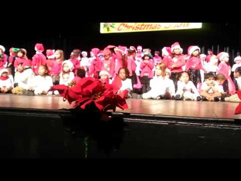 Mary Law Private School Christmas Program 12/15