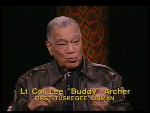 African American Legends: Lee A. Archer, Tuskegee Airman Ace