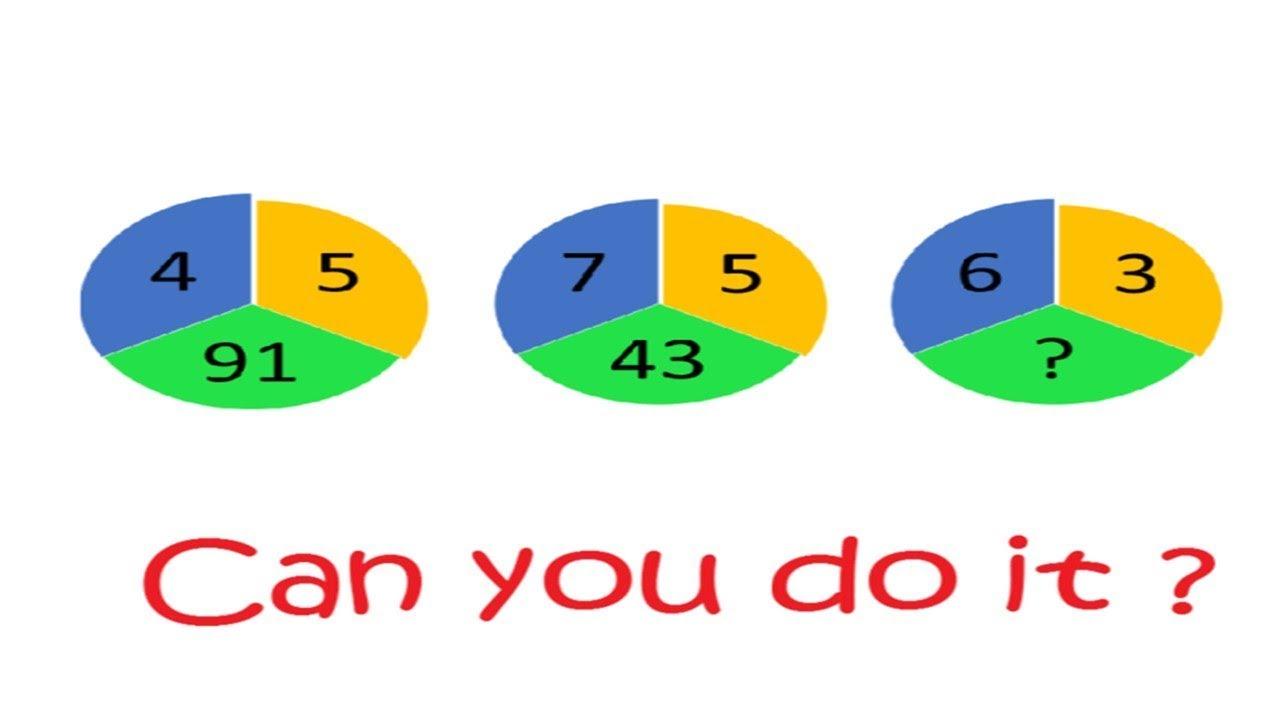 Brain Puzzle    Math Puzzles    Part 5    Brainteaser for all    cool math