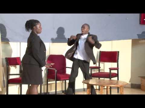 "University of Eastern Africa, Baraton. Drama Club. ""The Betrayal"" Full Episode"