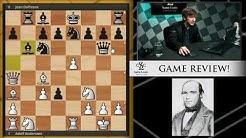 Anderssen vs. Dufresne, Berlin 1852   Game Review