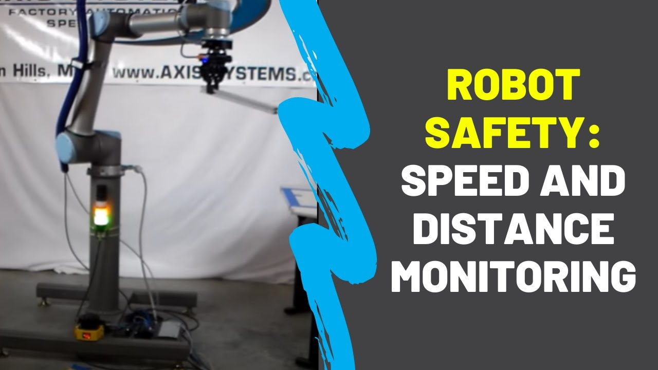 Adjustable Safety Features on Universal Robots