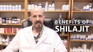 Benefits of Shilajit for Men - Dr. Rex Wilson
