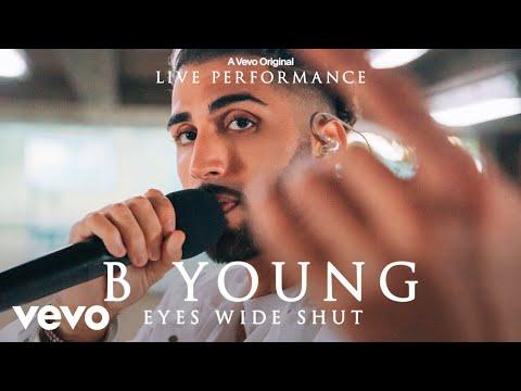 Смотреть клип B Young - Eyes Wide Shut