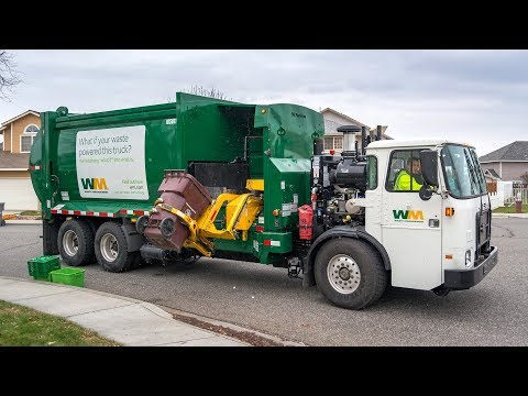 Brand New Autocar ACX - McNeilus M/A Garbage Truck