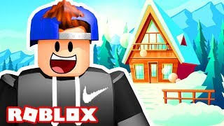 Roblox: Will We Survive Frosty Mountain?! | Frosty Mountain