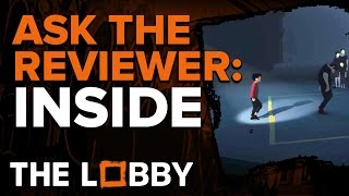 Ask The Reviewer: INSIDE  - The Lobby