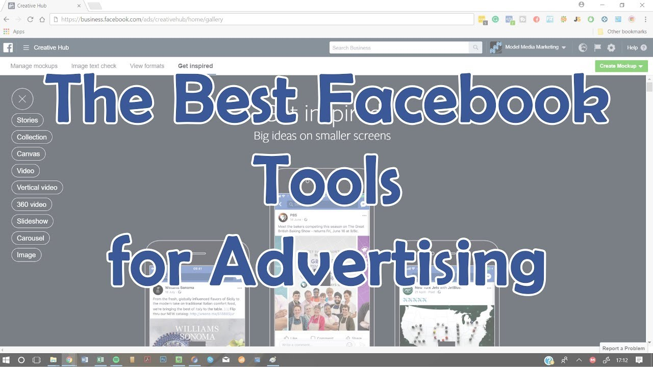 The Best Facebook Tools for Advertising | Digital Marketing | Reece Moss