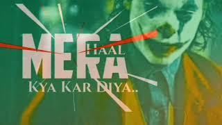 💔Tere Ishq Ne Saathiya Mera Haal Kya Kar Diya💔 || 😢Sad Whatsapp Status😢 || Mall Version