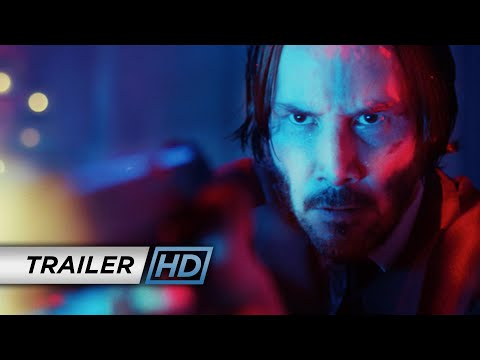 John Wick (2014) - Official Trailer - Keanu Reeves
