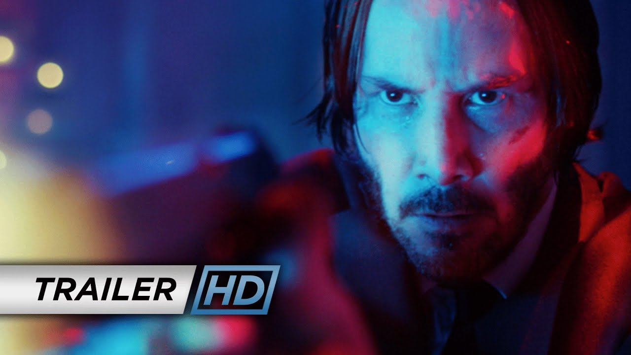 Download John Wick (2014) - Official Trailer - Keanu Reeves