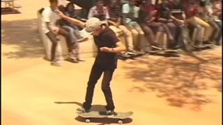 demo gremio yoyo y mayas en zion skate shop