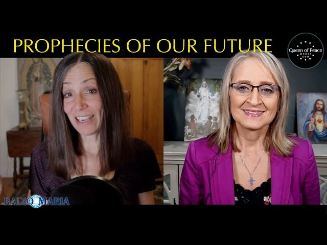 God is Telling Us about the Future to Prepare Us: PART 1