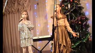 Кислицына Настя и Попова Настя 8 лет
