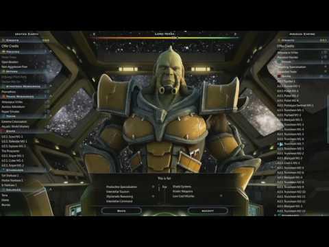 Galactic Civilization 3: Mercenaries - United Earth [4] português / vamos jogar