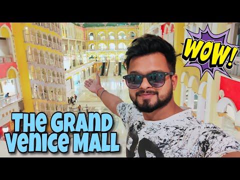 The Grand Venice 🏰  || Vlog 5 🤸🏻♂️🔥 |