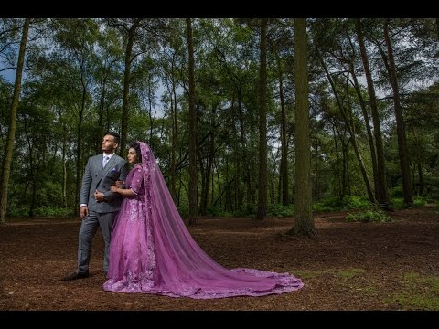 Asian Wedding Cinematography - Bengali Wedding - Amin & Nazifa - Zack knight/Mumzy Stranger