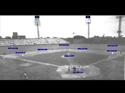 Boston Red Sox 1946: Opening Day