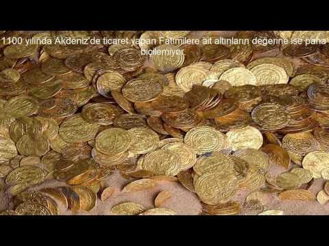 9 Kilo Altın Define Bulundu 2 Bin Sikke