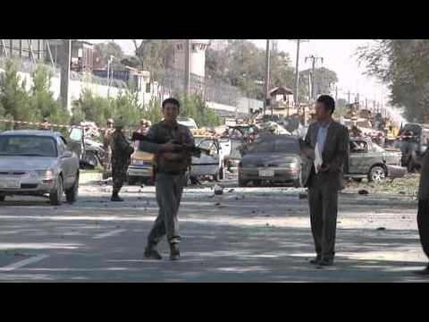 Deadly car bomb in Kabul