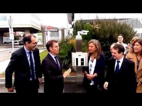PSA Peugeot-Citroën inaugura su nueva nave H en Vigo