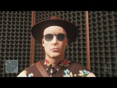 HITMAN 2016 Are We Stars instrumental in-game recording FULL Episode 4 Bangkok